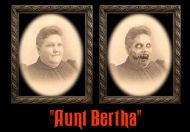 Aunt Bertha Changing Portrait - (Earn 1 reward points on this item worth $0.25)
