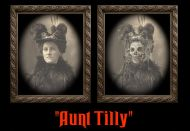 Aunt Tilly Changing Portrait - (Earn 1 reward points on this item worth $0.25)