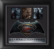 Batman v Superman: Dawn of Justice (Trio) Framed Movie Art  - (Earn 11 reward points on this item worth $2.75)