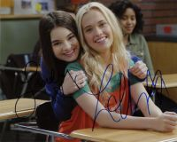 Landry Bender / Lauren Taylor from the TV series BEST FRIENDS WHENEVER