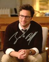 Zach Braff from the TV series ALEX INC.