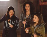 Melonie Diaz / Madeleine Mantock / Sarah Jeffrey from the TV series CHARMED