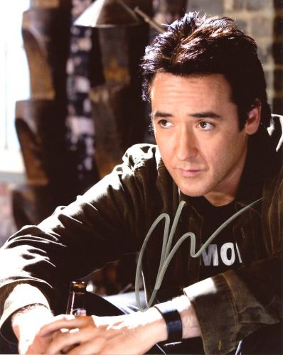 John Cusack MUST LOVE DOGS (private signing)