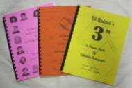 Facsimile Book Set 1-2-3