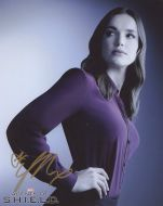 Elizabeth Henstridge from the TV series MARVEL AGENTS OF SHIELD - (Earn 4 reward points on this item worth $1.00)
