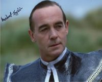 Michael Jayston from the TV series DR. WHO