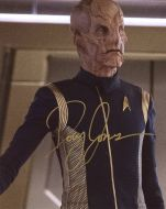 Doug Jones from the TV series STAR TREK DISCOVERY - (Earn 4 reward points on this item worth $1.00)