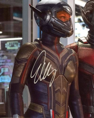 Evangeline Lilly from the movie ANT MAN AND A THE WASP