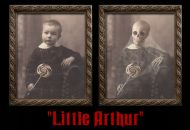 Little Arthur Changing Portrait - (Earn 1 reward points on this item worth $0.25)
