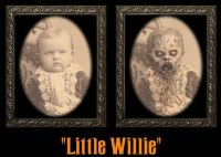 Little Willy Changing Portrait