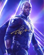 Anthony Mackie the movie CAPT. AMERICA WINTER SOLDIER - (Earn 6 reward points on this item worth $1.50)