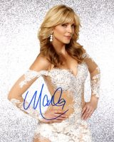 Marla Maples from the TV series DANCING WITH THE STARS