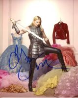 Jennifer Morrison from the TV series ONCE UPON A TIME