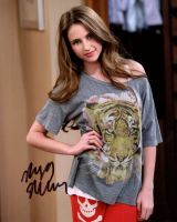 Ryan Newman from the TV series SEE DAD RUN