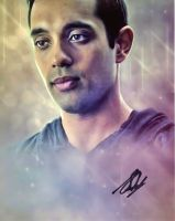 Sachin Sahel from the TV series THE 100
