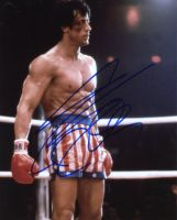 Sylvester Stallone from the movie ROCKY 2