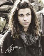 Natalia Tena from the HBO series GAME OF THRONES - (Earn 5 reward points on this item worth $1.25)