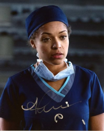 Antonia Thomas on the TV series THE GOOD DOCTOR3