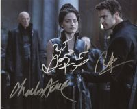 Lara Pulver / Charles Dance / Theo James from the movie UNDERWORLD BLOOD WARS